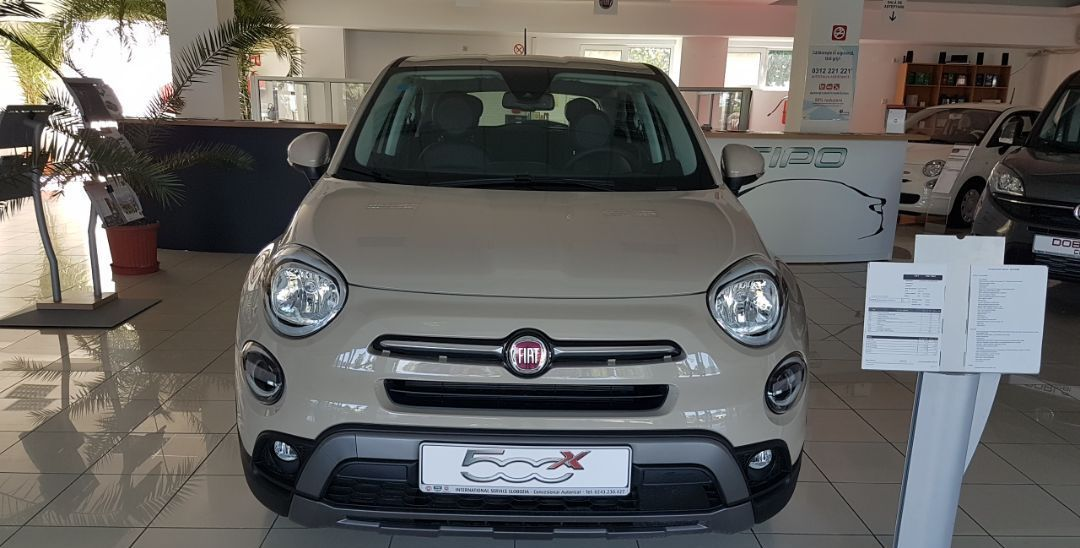 : Fiat 500X CITY CROSS