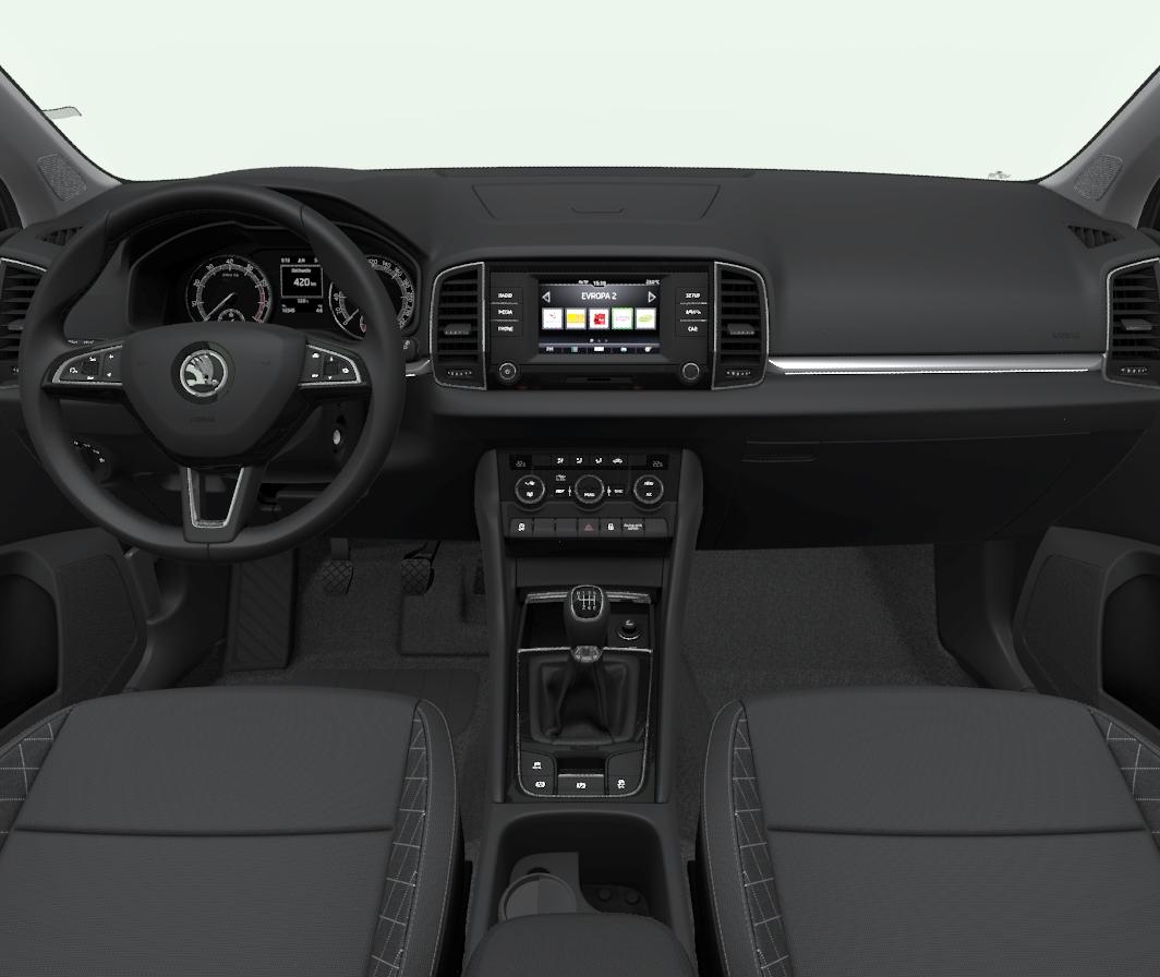 Karoq Ambition 1.5 TSI / 150 CP/110 kW / 1.5l / Manuala, 6 trepte / 5-usi : Skoda KAROQ AMBITION