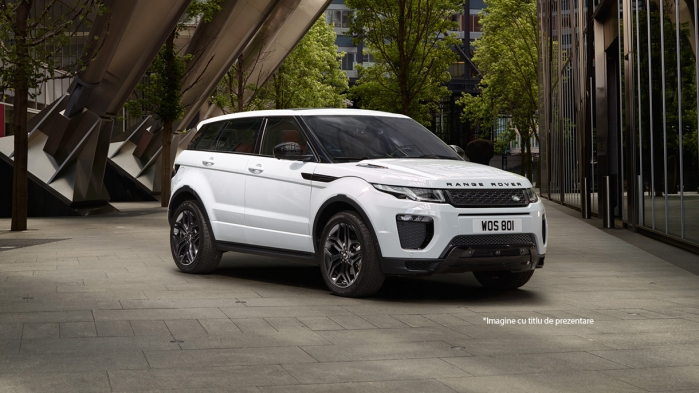 LAND ROVER Evoque Diesel Evoque 2.0 l TD4 SE  : Land Rover EVOQUE