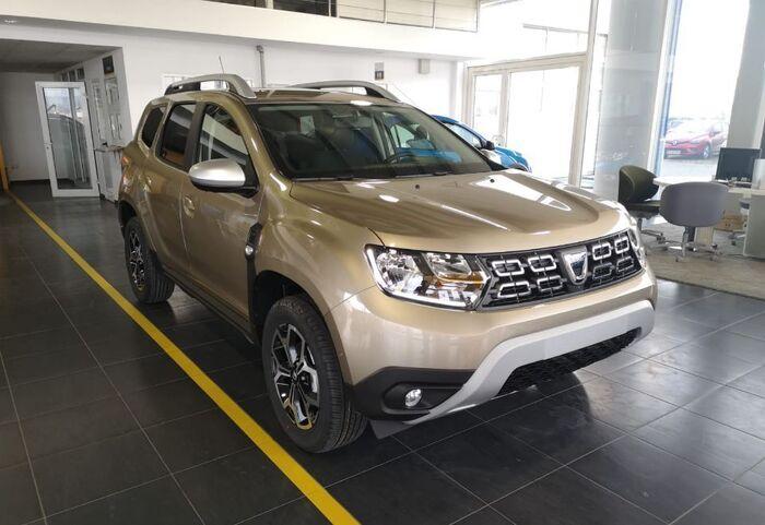 : Dacia Duster