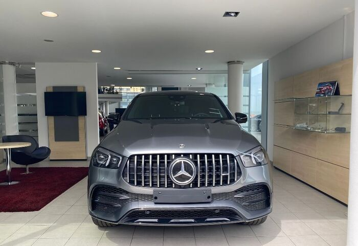: Mercedes-Benz GLE