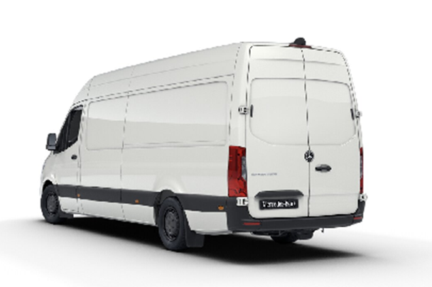 Sprinter 316 KA 14 mc SAM PLUS- BM 12278 : Mercedes-Benz SPRINTER