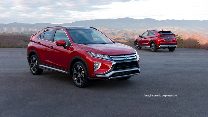 MITSUBISHI ECLIPSE CROSS MY18 ECLIPSE CROSS 1.5TC Inform MT 2WD  : Mitsubishi ECLIPSE CROSS