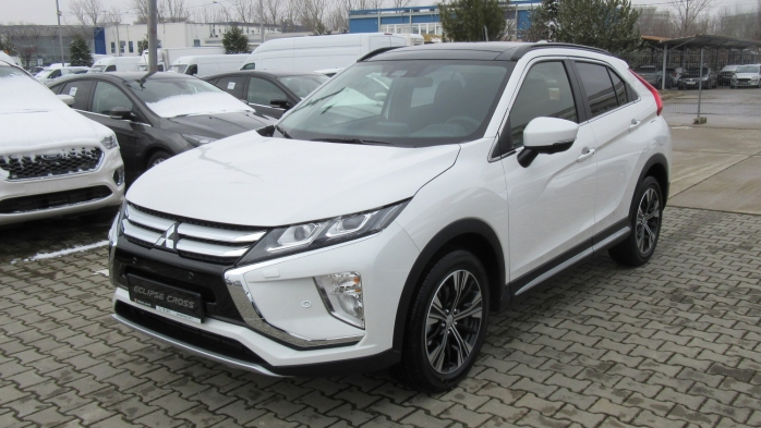 MITSUBISHI ECLIPSE CROSS ECLIPSE CROSS Intense+ 1.5TC CVT 4WD  : Mitsubishi ECLIPSE CROSS