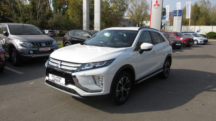MITSUBISHI ECLIPSE CROSS MY18 ECLIPSE CROSS 1.5TC Intense CVT 2WD  : Mitsubishi ECLIPSE CROSS