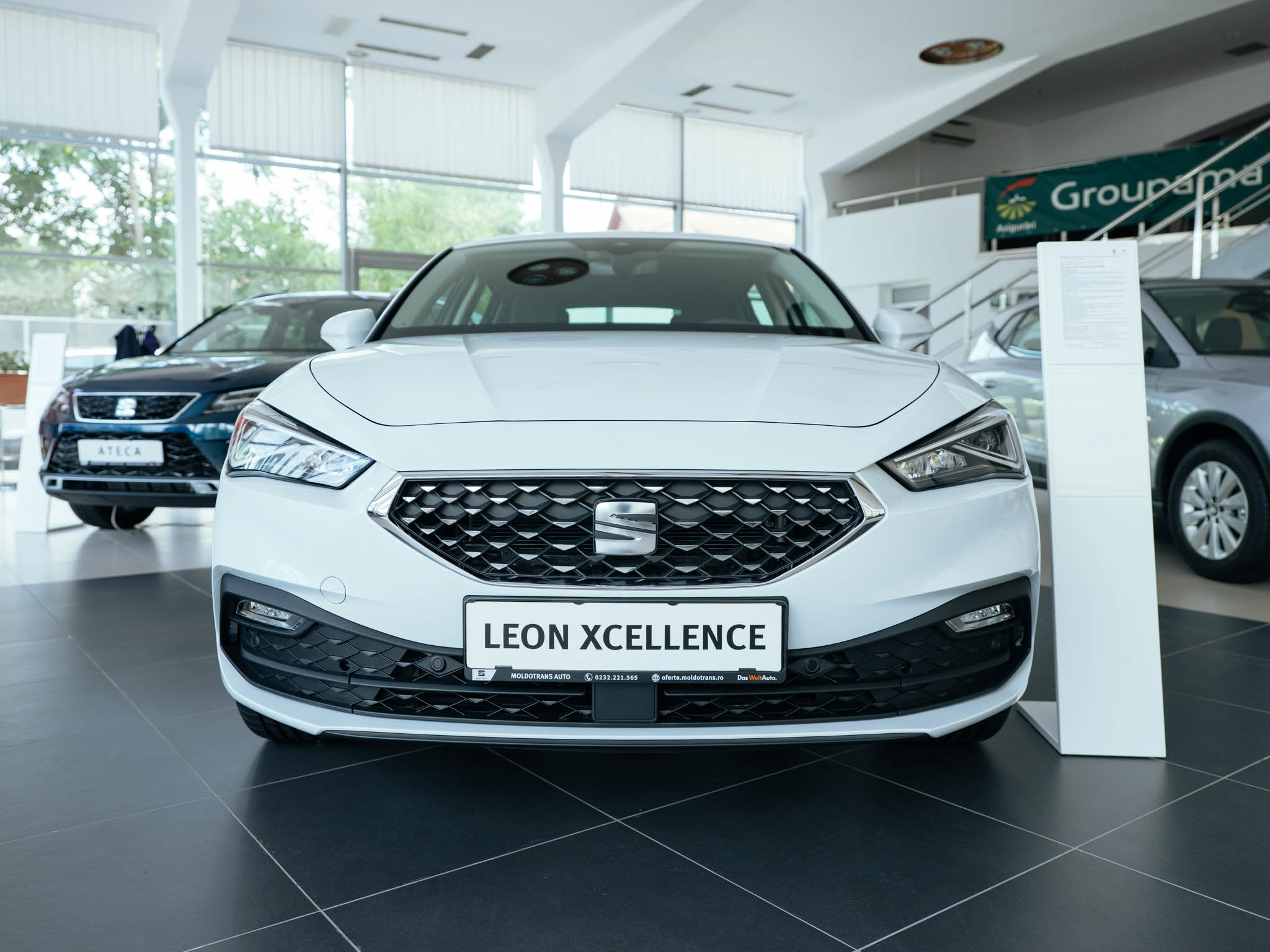 Noul LEON XCELLENCE, 1.5 TSI 130 CP : Seat Leon Xcellence