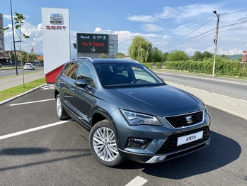 Ateca Xcellence  2.0 WLTP - 190 CP|140 kW / Automat, 7 trepte / 4-usi : Seat Ateca Xcellence