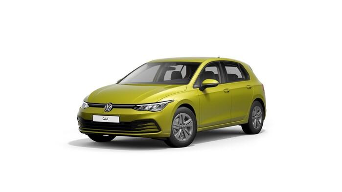 Noul Golf Life 1.5 TSI ACT / 130 CP/96 kW / 1.5l / Manuala, 6 trepte / 4-usi : Volkswagen Golf LIFE