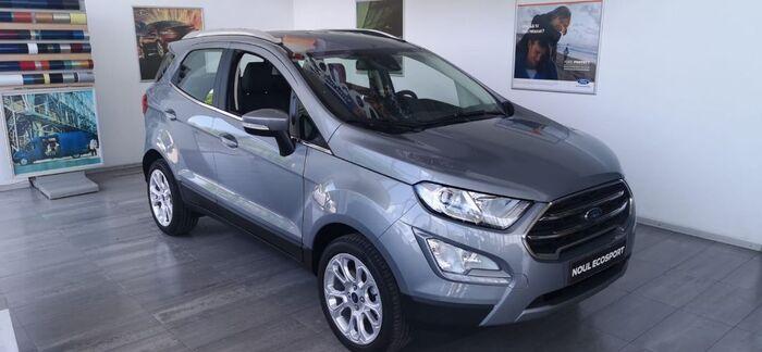 : Ford Ecosport TITANIUM