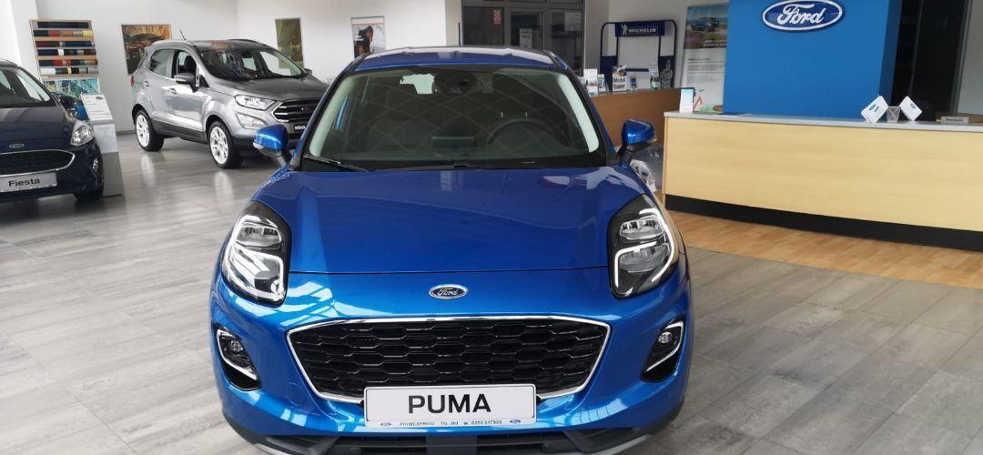 : Ford Puma