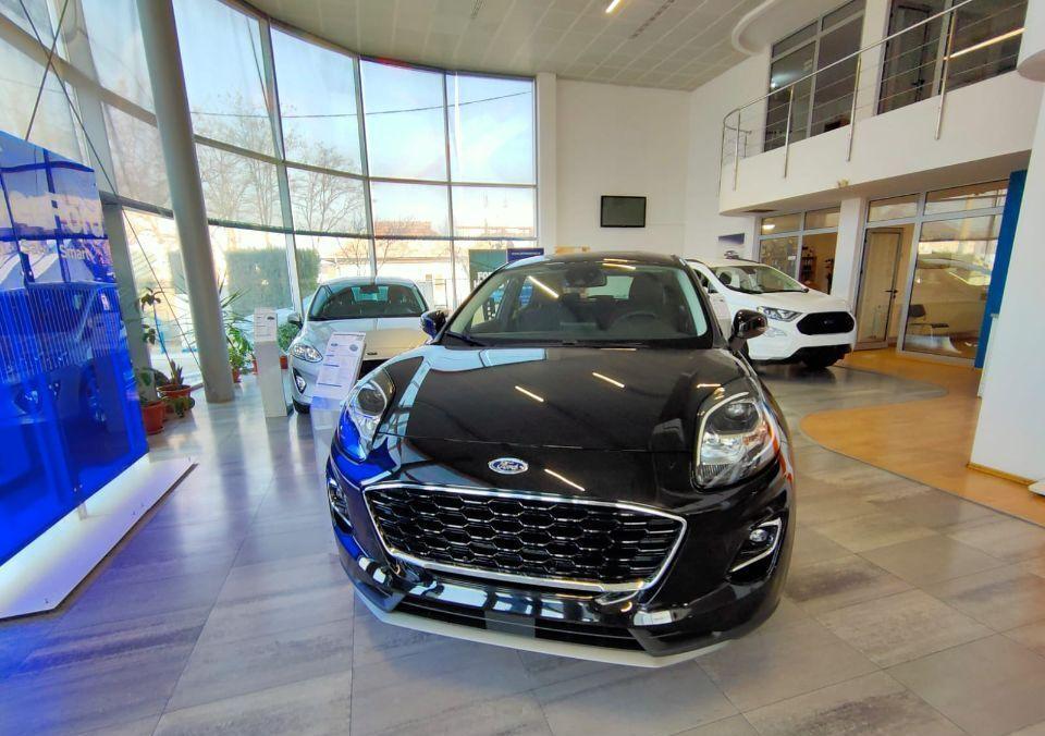 : Ford Puma Titanium