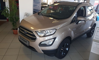 FORD ECOSPORT : Ford Ecosport