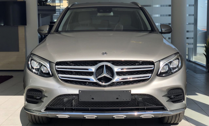 MERCEDES-BENZ GLC : Mercedes-Benz GLC