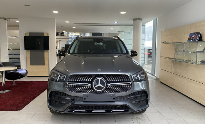 MERCEDES-BENZ GLE : Mercedes-Benz GLE