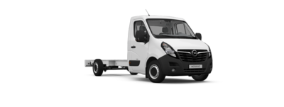 Opel Movano Chassis Cab L3H1 3.5t, 2.3 Turbo Diesel (132 kW / 180 CP) Start/Stop : Opel Movano Chassis Cab L3H1 3.5t