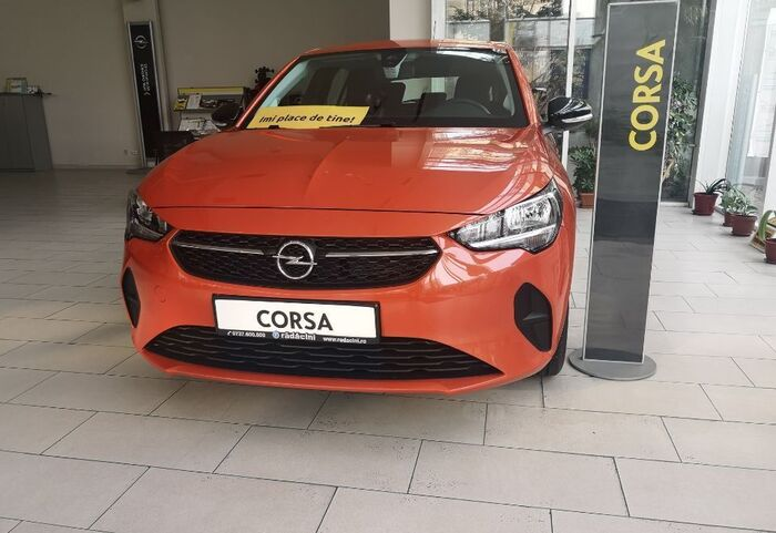 : Opel Corsa Color Edition