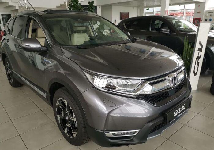 : Honda CR-V