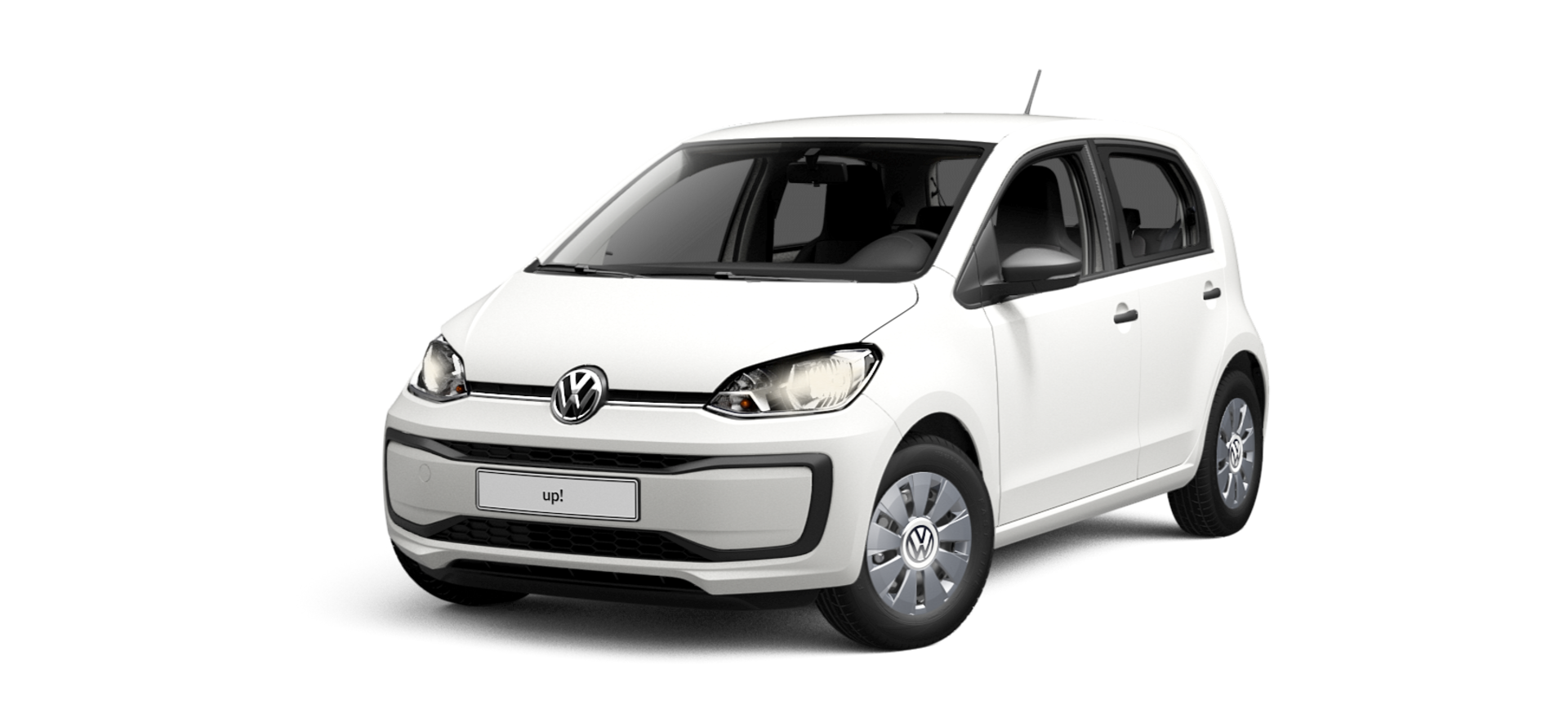 Take up! BMT 4 usi / 60 CP/44 kW / 1.0l / Manuala, 5 trepte / 4-usi : Volkswagen Take up!