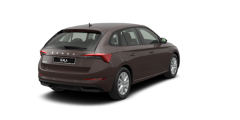 Scala Style 1.5 TSI DSG / 150 CP/110 kW / 1.5l / Direct Shift Gearbox / 5-usi : Skoda Scala