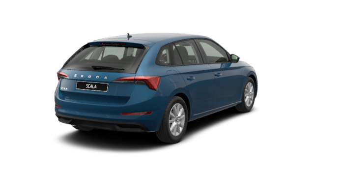 Scala Style 1.0 TSI DSG / 115 CP/85 kW / 1.0l / Direct Shift Gearbox / 5-usi : Skoda Scala