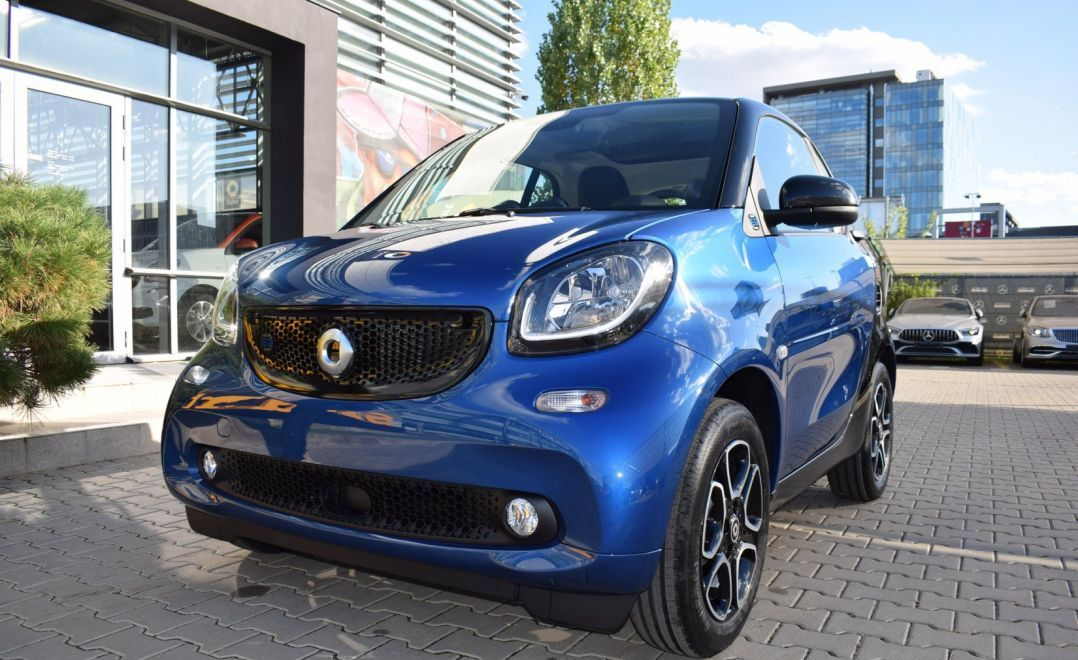 : Smart fortwo