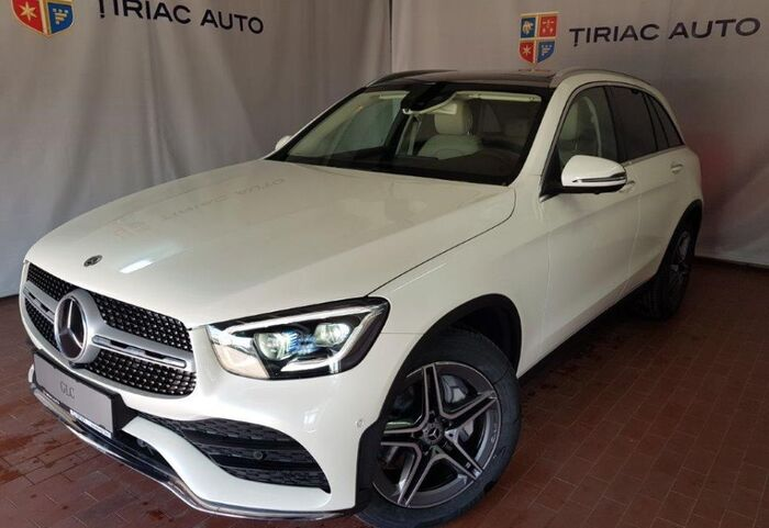 : Mercedes-Benz GLC