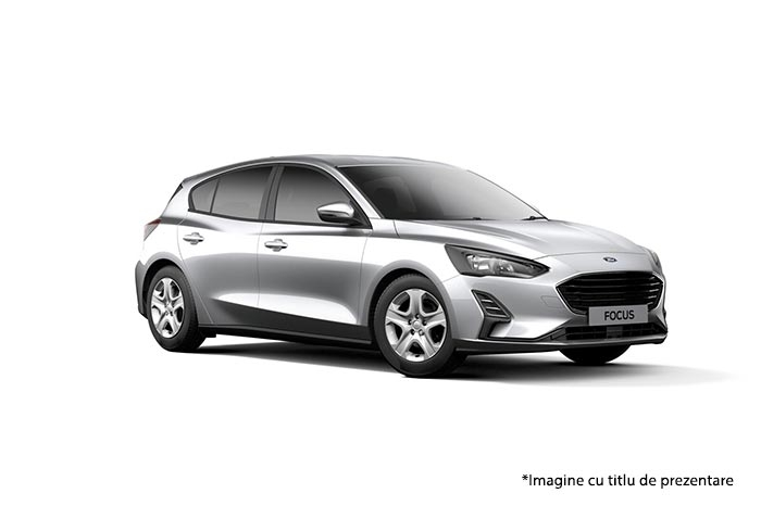 FORD FOCUS TITANIUM Business 1.0 L ECOBOOST 125 HP MAN 5 USI  : Ford Focus