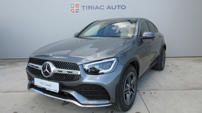 MERCEDES-BENZ GLC Coupe GLC 200 d 4MATIC Coupé  : Mercedes-Benz GLC