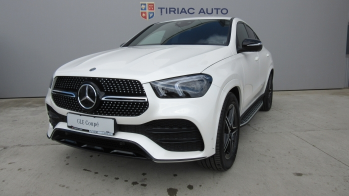 MERCEDES-BENZ GLE COUPE GLE 400 d 4MATIC Coupe  : Mercedes-Benz GLE