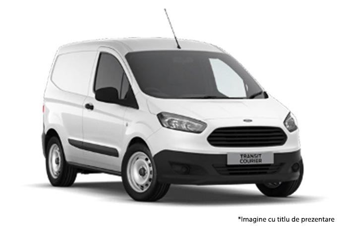 FORD COURIER VAN TREND 1.5L TDCI 100 HP MAN VAN  : Ford COURIER VAN