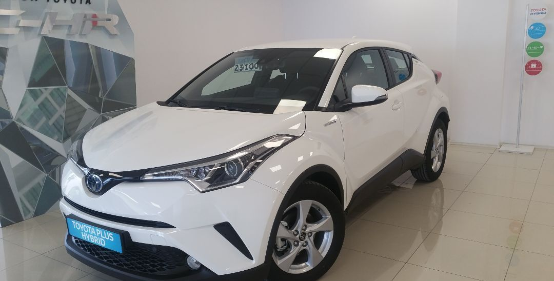 : Toyota C-HR C-ENTER