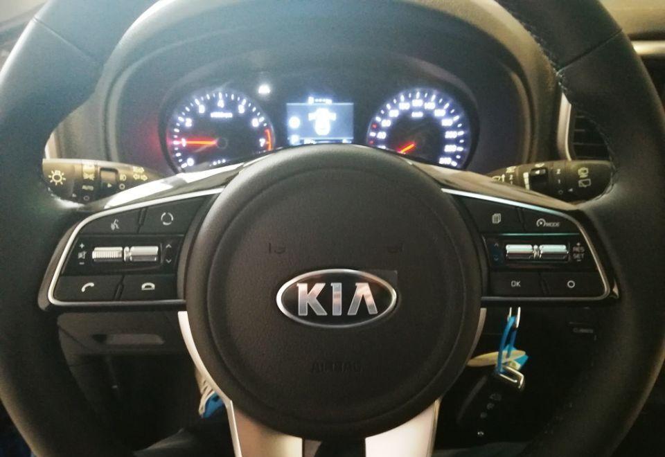 : Kia Sportage