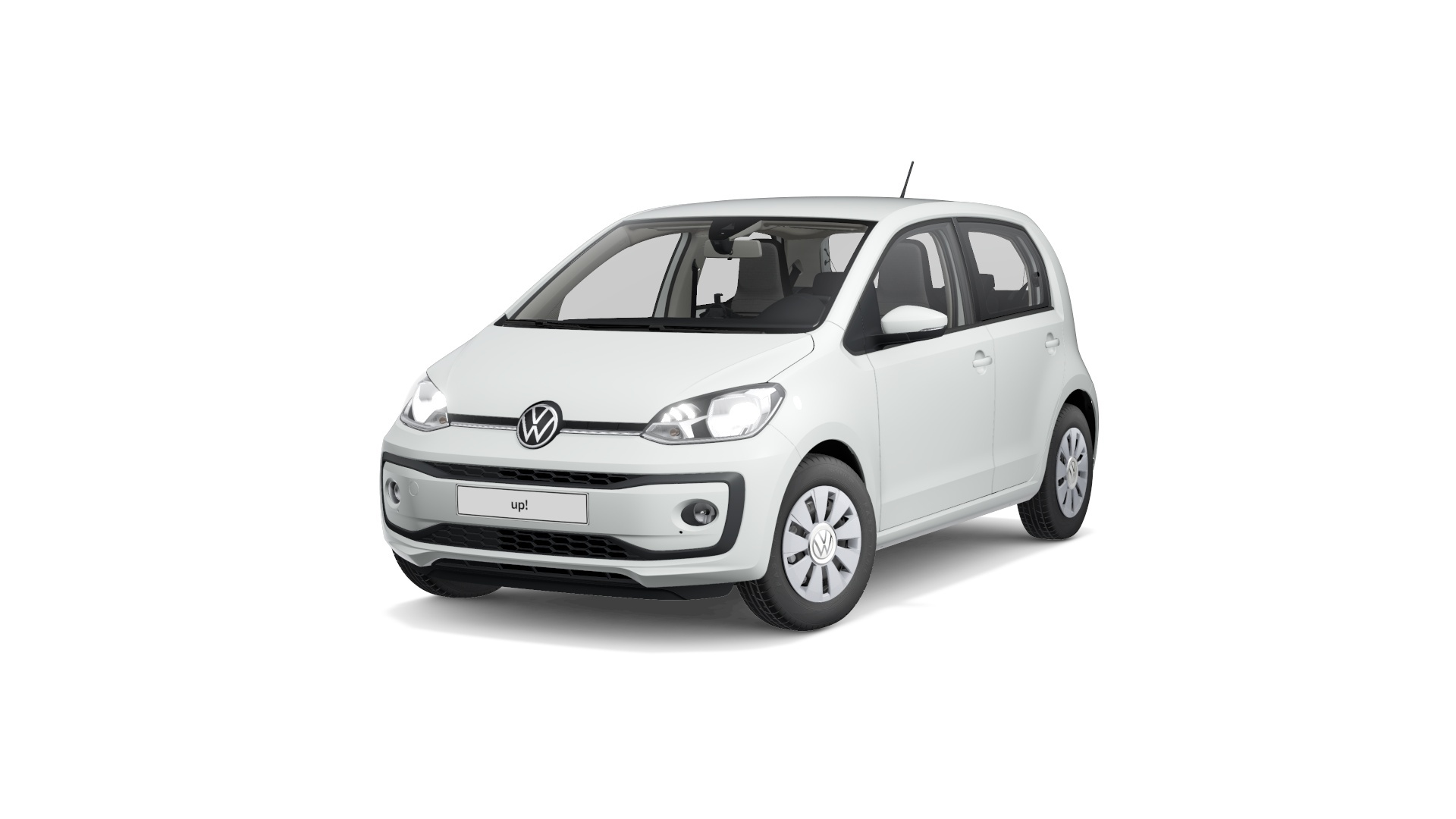 up! Move up! 4 usi / 65 CP/48 kW / 1.0l / Manuala, 5 trepte / 4-usi : Volkswagen up move up!