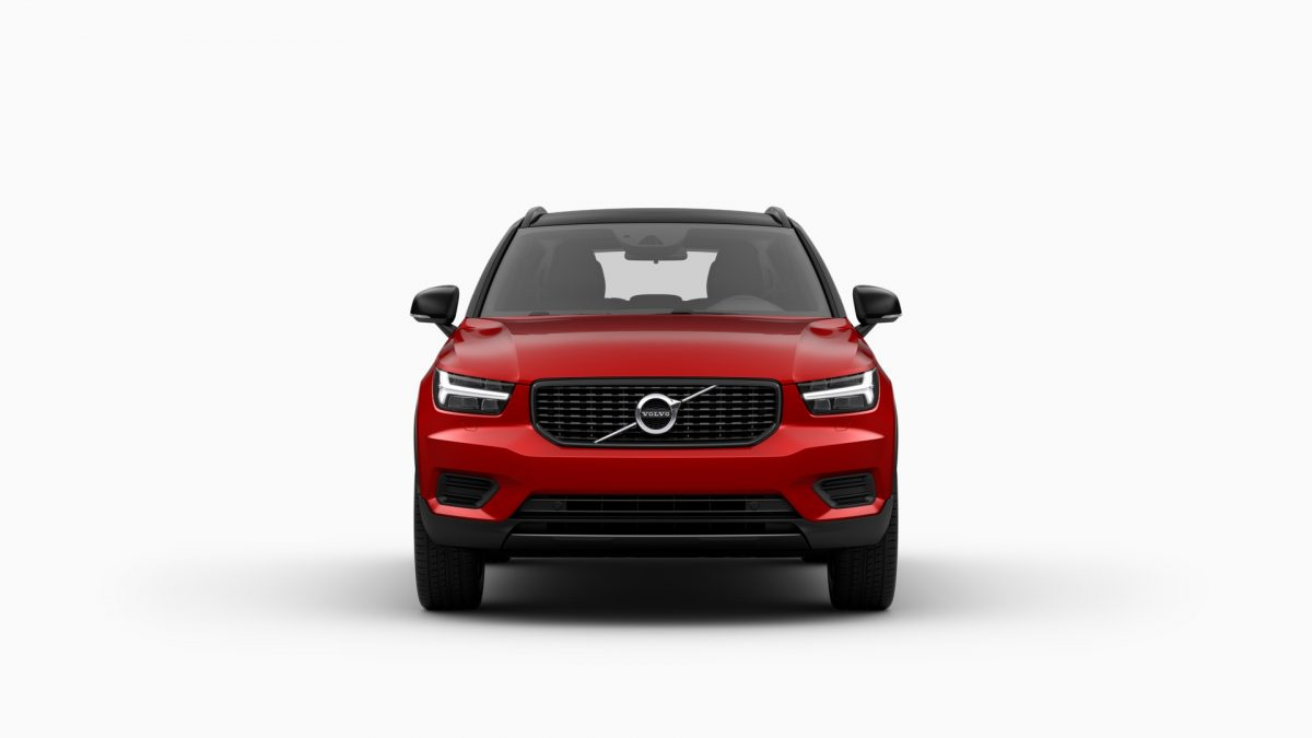 XC40 Momentum Pro D3 AT8 AWD, Fusion Red, 10963 : Volvo XC40 Momentum