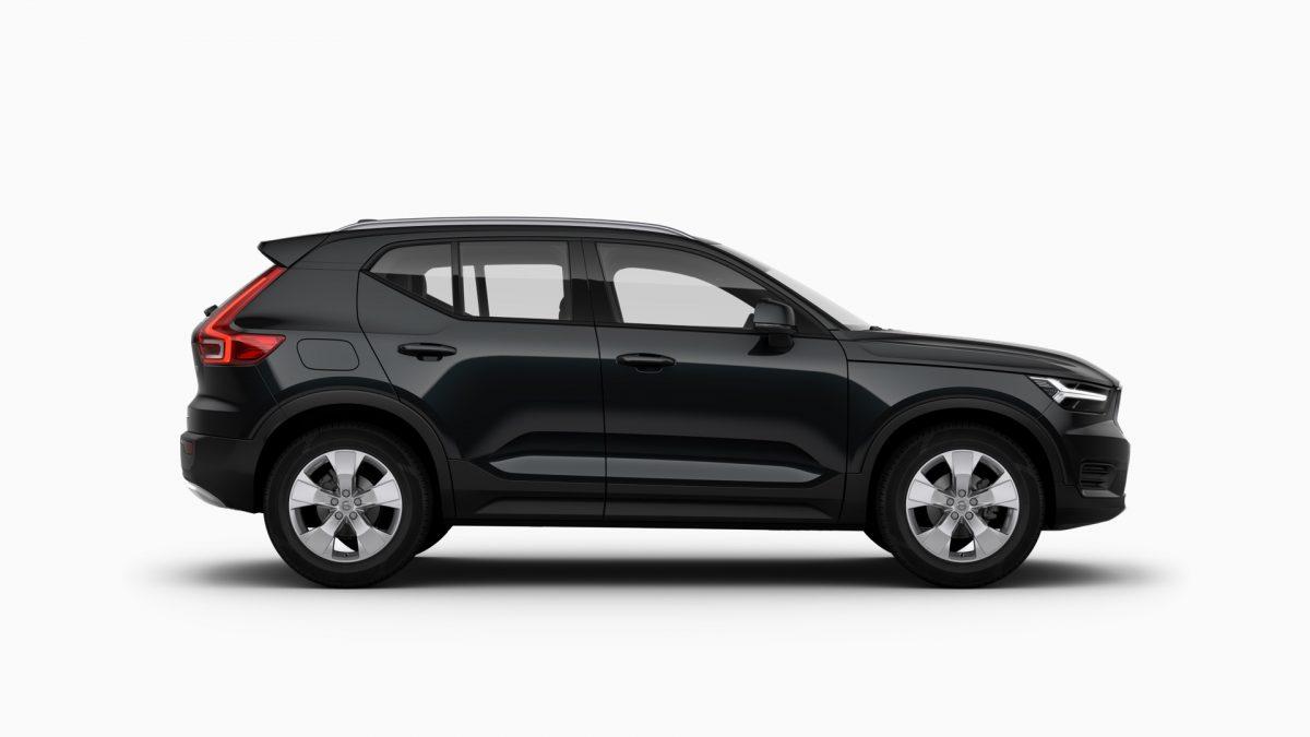 XC40 Momentum Pro D3 AT8 AWD, Onyx Black, 10813 : Volvo XC40 Momentum