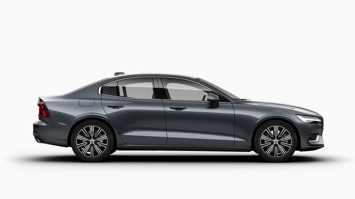 Noul S60 Inscription T4 AT8 DENIM BLUE 11185 : Volvo S60