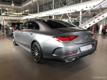 MERCEDES-BENZ CLS 400 d 4MATIC Coupe : Mercedes-Benz CLS