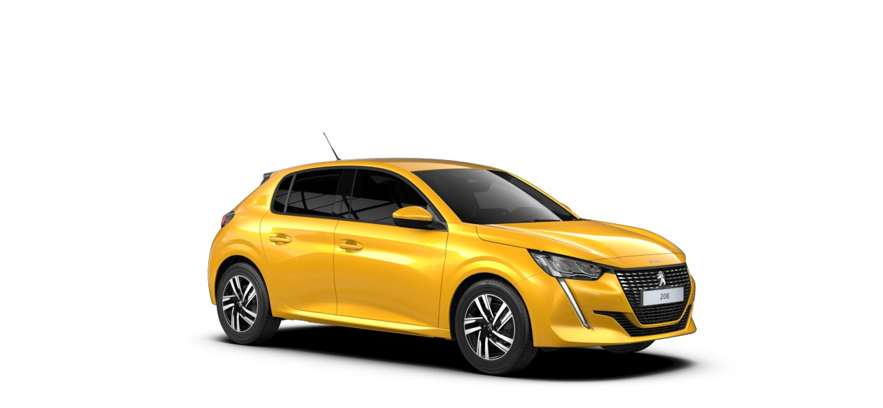 PEUGEOT 208 Allure Hatchback 1.2 Puretech STT Benzina : Peugeot 208 ALLURE