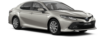 Toyota Camry Electric Hybrid Business