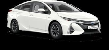 Toyota Prius Prime Plug-in Hybrid Dynamic