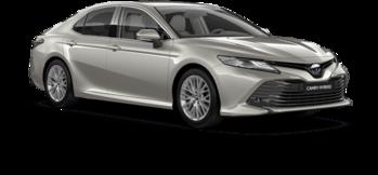 Toyota Camry Electric Hybrid Dynamic