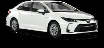 Toyota Corolla Sedan Dynamic