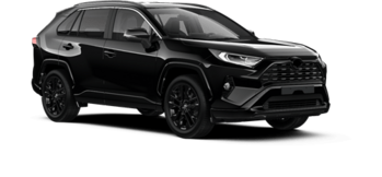 Toyota RAV4 Exclusive Black HYB 4x4