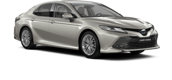 Toyota Camry Electric Hybrid Exclusive