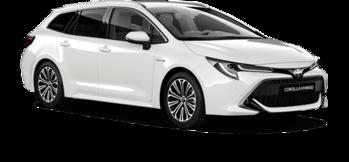 Toyota Corolla Touring Sports Exclusive