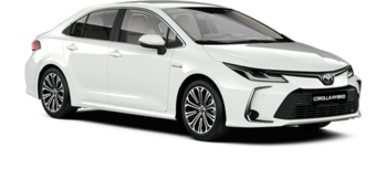 Toyota Corolla Sedan Exclusive