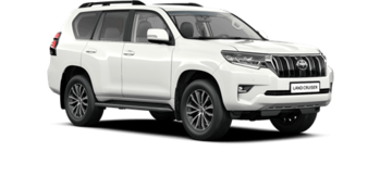 Toyota Land Cruiser Executive A/T