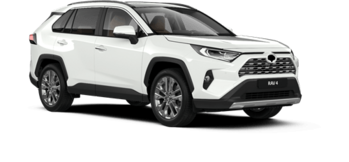 Toyota RAV4 Luxury Plus HYB 4x4