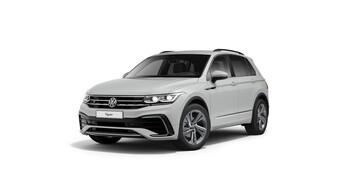 Volkswagen Noul Tiguan R-Line