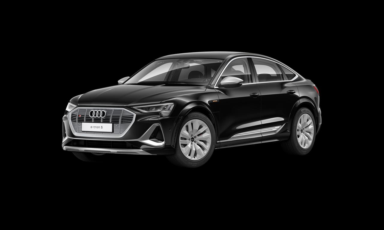 Audi e-tron sportback S